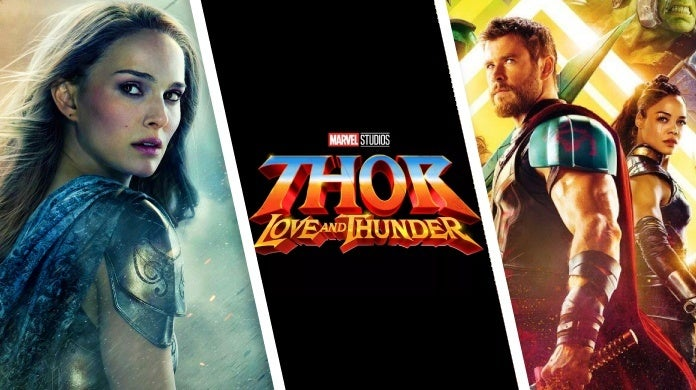 marvel studios 2021 thor love and thunder