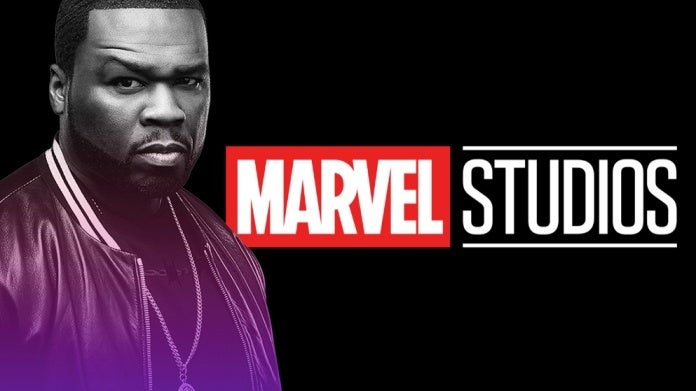 Marvel Studios 50 Cent