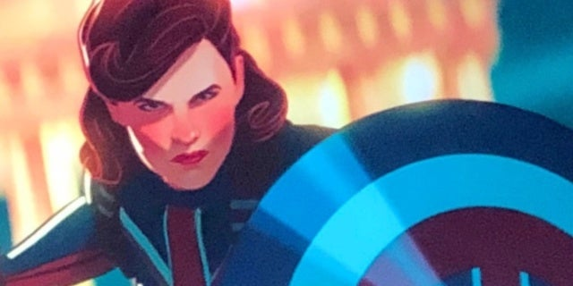 "Captain America Star Hayley Atwell on Marvel's What If...? Showing Peggy Carter in a ""Very Different Light"""