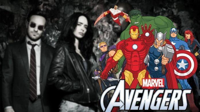 marvel television defenders avengers assemble