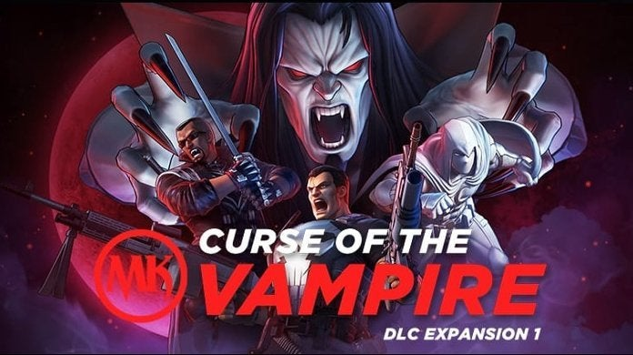 Marvel Ultimate Alliance 3 Marvel Knights Curse of the Vampire