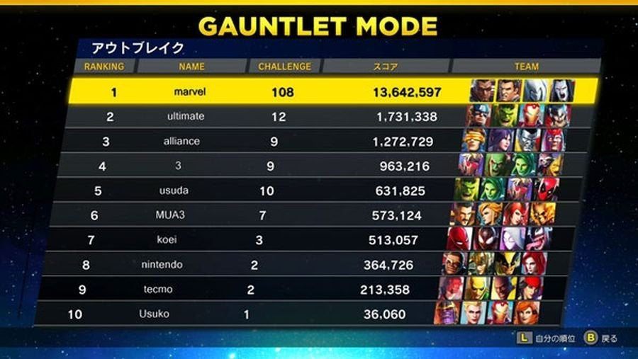 Marvel Ultimate Alliance Marvel Knights DLC 03
