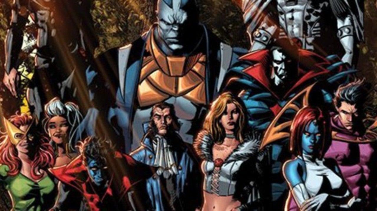Marvel Reveals the X-Men's New Leaders