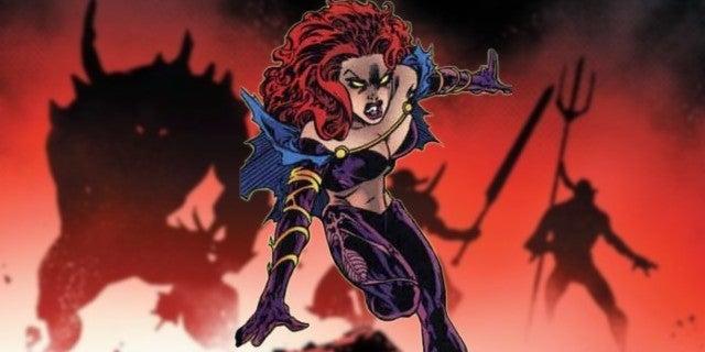 Marvel X-Men Powers of X Madelyne Pryor Secrets Return