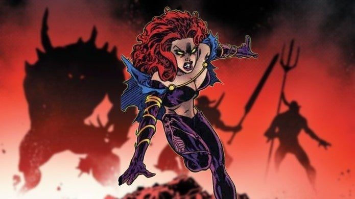 Marvel X-Men Powers of X Madelyne Pryor Secrets Return