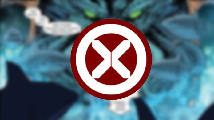 Marvel X-Men Powers X 5 Namor Scene Xavier