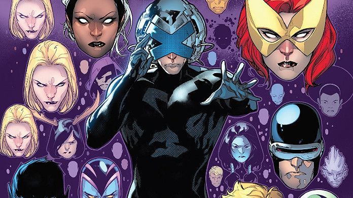 Marvel X-Men Professor X Powers of X