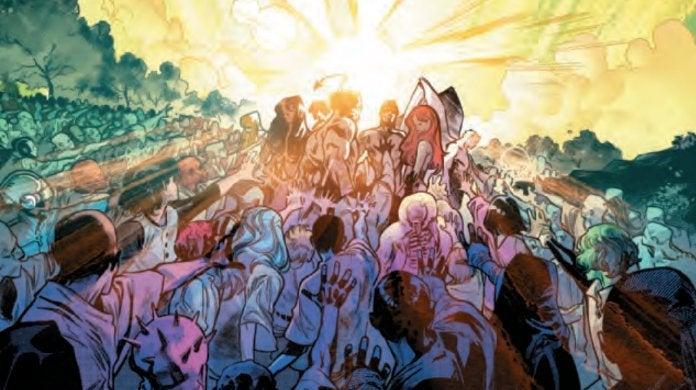 Marvel X-Men Resurrection Process Krakoa House of X 5