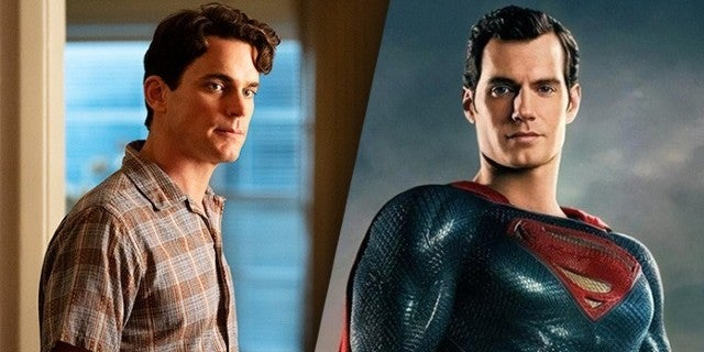 Matt Bomer Turns Into Henry Cavill's Superman in This Incredible Fan-Poster