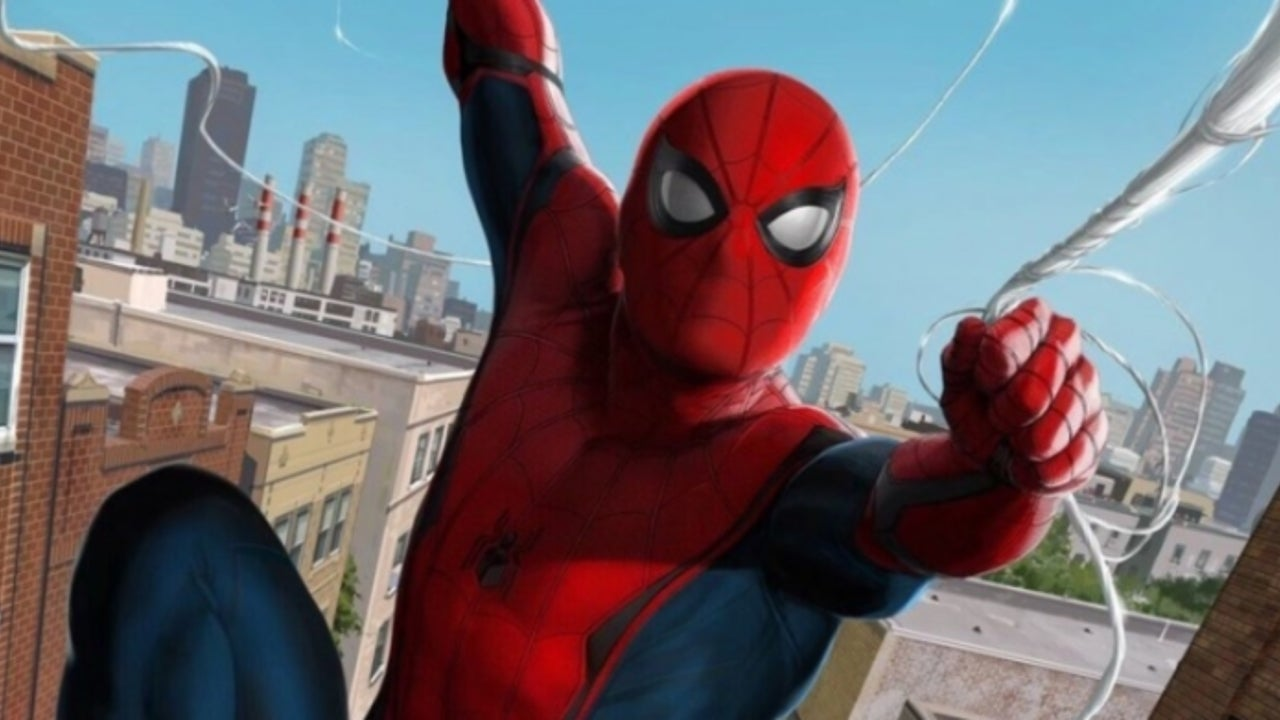 Disneyland's Spider-Man Ride Will Let Guests Shoot Webs Alongside the Hero