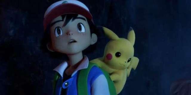 Pokemon: Mewtwo Strikes Back - EVOLUTION