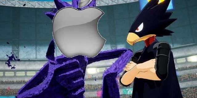 MHA Apple