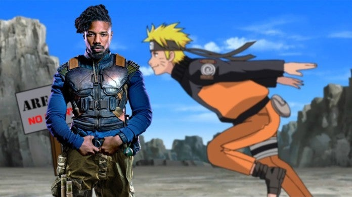 Michael B Jordan Nartuo Run Area 51