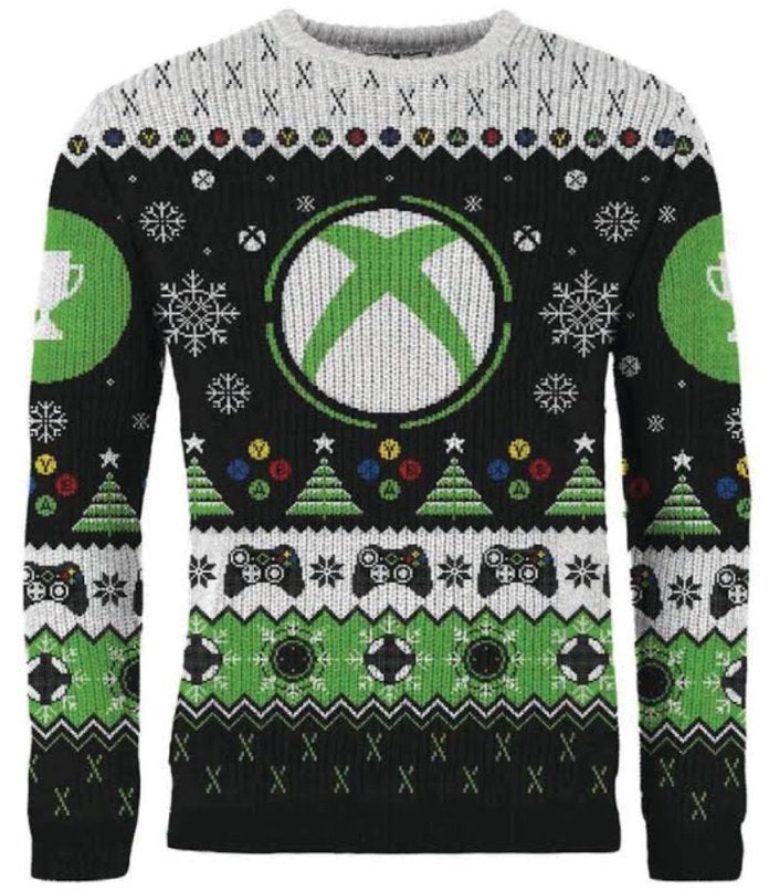 Unlock the Official Xbox Ugly Christmas Sweater