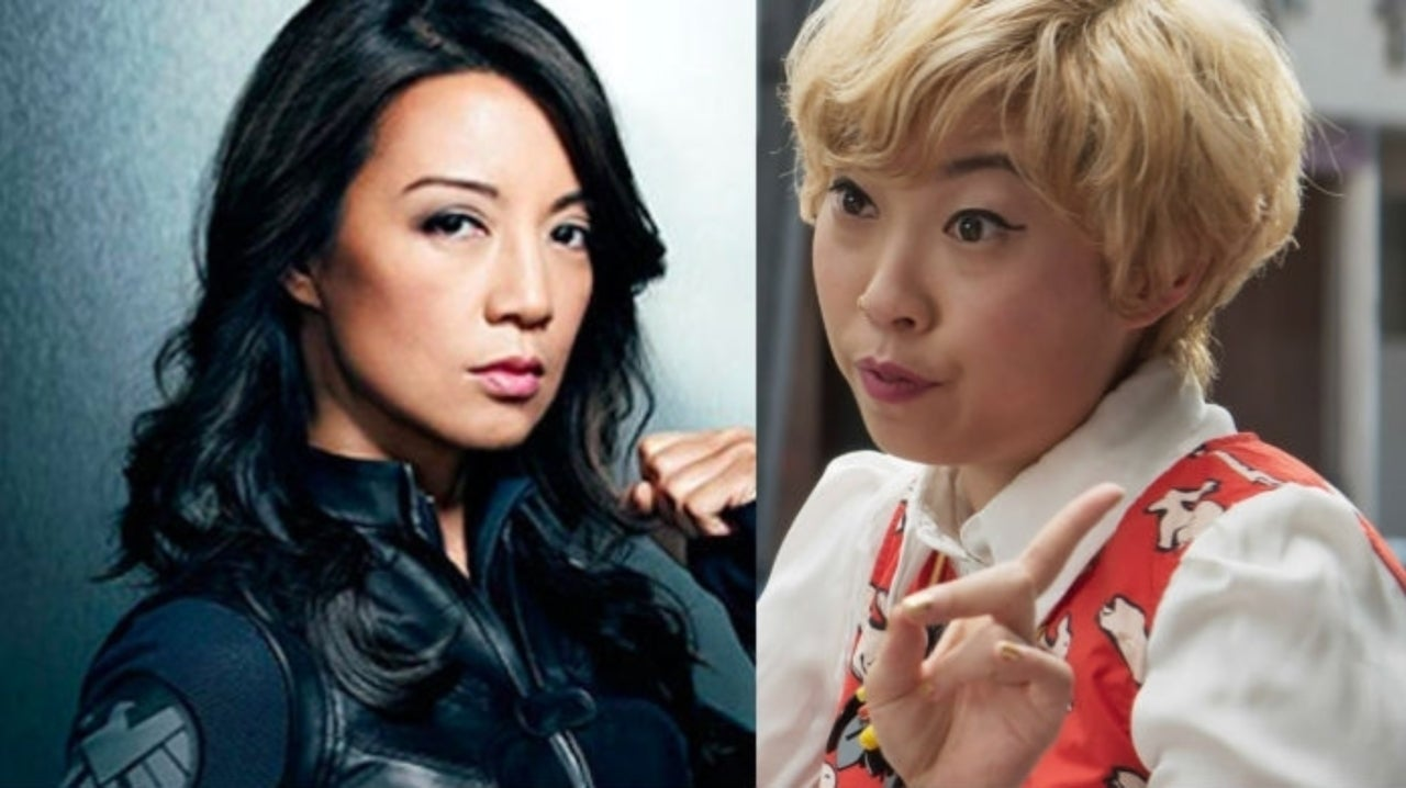 Agents of SHIELD Star Ming-Na Wen Cast in Awkwafina's New Series