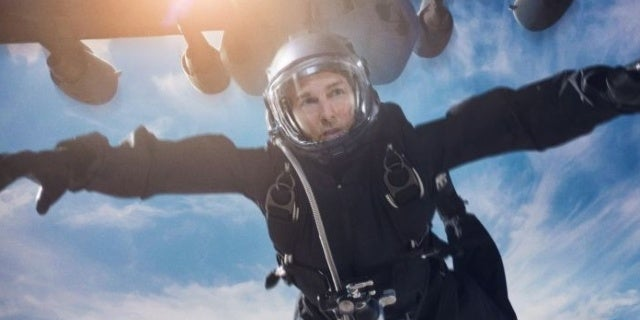 Mission: Impossible - Fallout Behind-the-Scenes Footage of Halo Jump Sequence Goes Viral