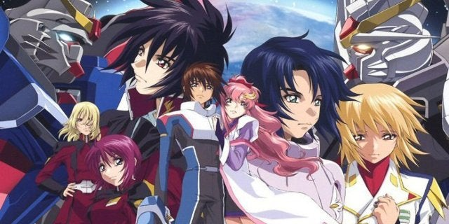 Gundam Seed Film Project Teased by T.M. Revolution