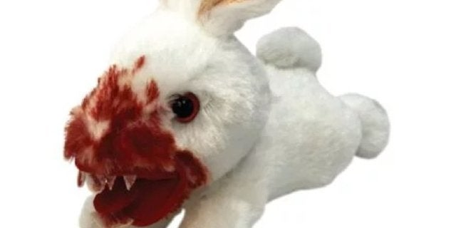 The SDCC 2019 Exclusive Monty Python Killer Rabbit Plush is Only $15
