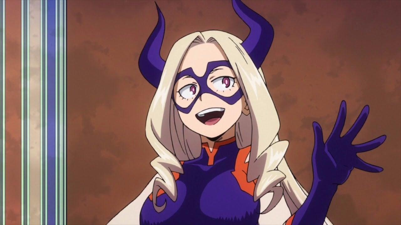 mount lady my hero academia
