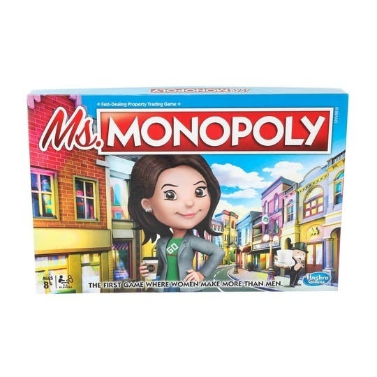 Ms-Monopoly-Game