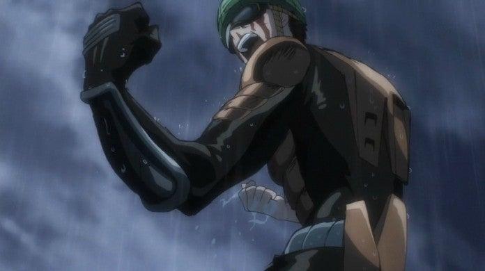 Mumen Rider One-Punch Man