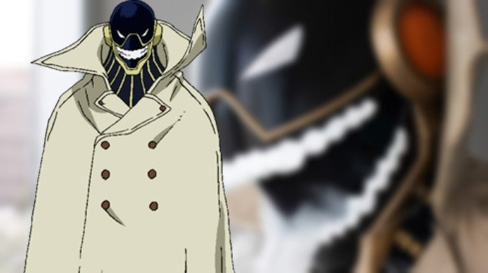 My Hero Academia Ectoplasm Anime Cosplay