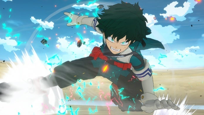 my hero academia game deku
