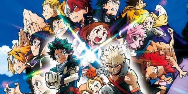 my hero academia: heroes rising - photo #7
