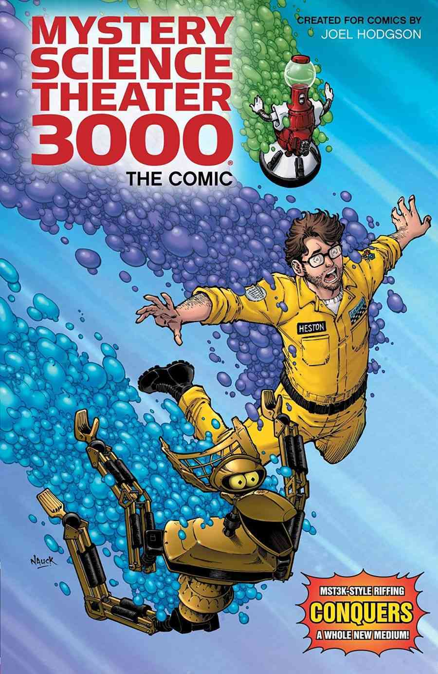 Mystery Science Theater 3000 The Comic
