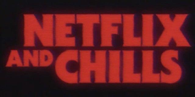 "Netflix Adds ""Netflix and Chills"" Category for Halloween Season"
