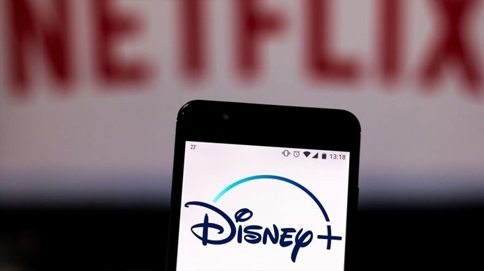 netflix disney plus streaming