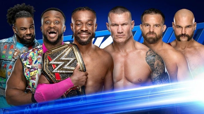 New-Day-Randy-Orton-Revival-SmackDown-Live