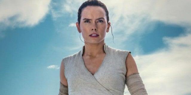 New Star Wars Rise Skywalker Rey Image