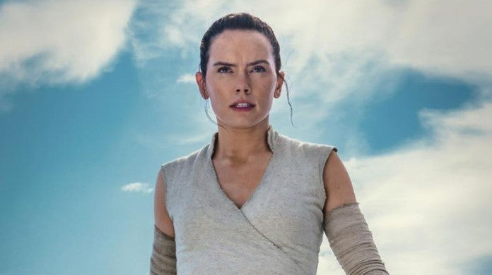New Star Wars Rise Skywalker Rey Image