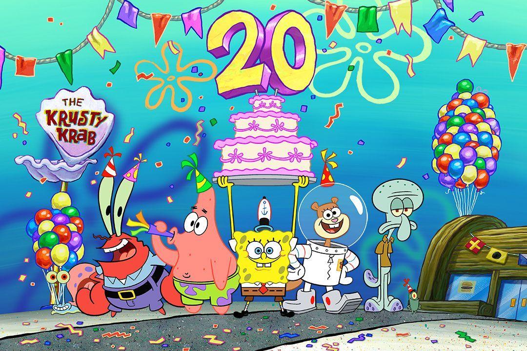 Nickelodeon-SpongeBob-SquarePants-New-York-Comic-Con-2