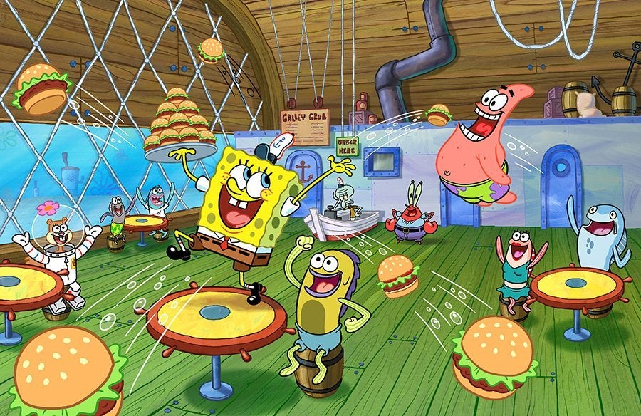 Nickelodeon-SpongeBob-SquarePants-New-York-Comic-Con-3