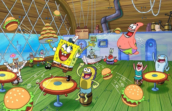 Nickelodeon-SpongeBob-SquarePants-New-York-Comic-Con-3