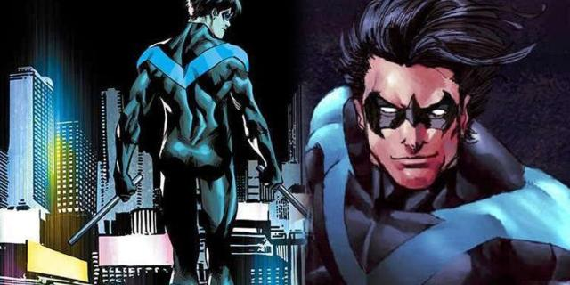 Yes, Nightwing's New Costume Has a Great Butt in Titans