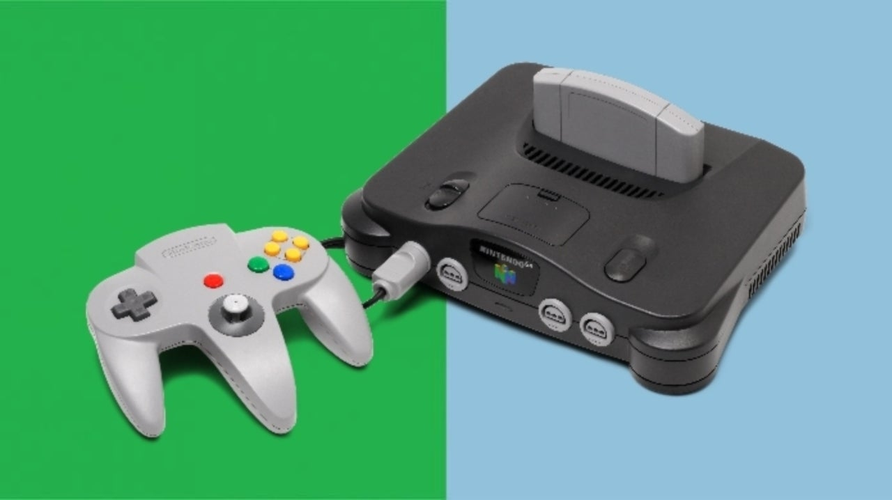 This Is What Every Nintendo 64 Game Released In North America Looks Like