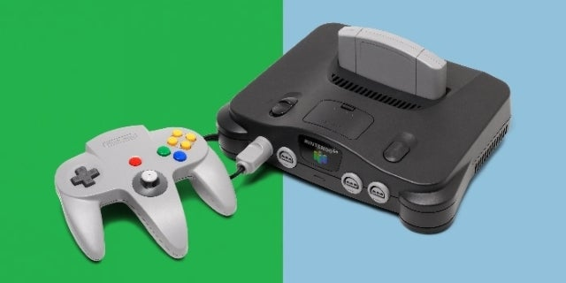 Long-Lost Nintendo 64 Prototype Controller Discovered