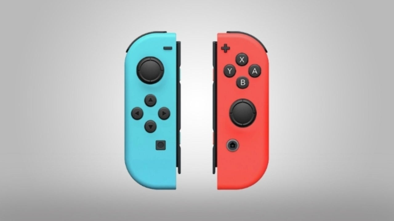 New Nintendo Switch Patent Reveals Big Joy-Con Changes May Be Coming