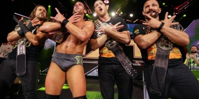 NXT's USA Network Premiere Breaks One Million Viewers in Ratings