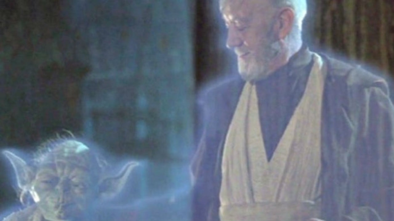 Return of the Jedi Almost Had Obi-Wan and Yoda Fighting the Emperor as Force Ghosts