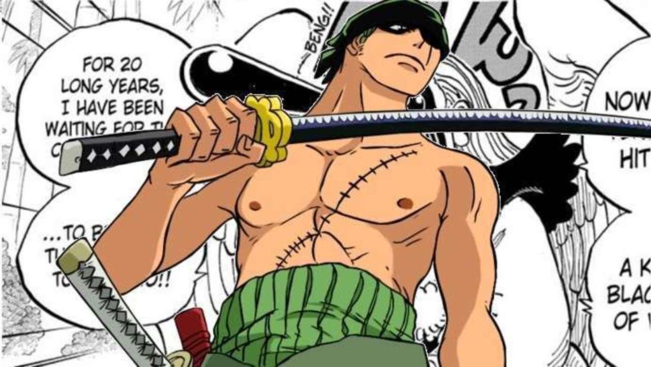 One Piece Reveals Wano's Legendary Blacksmith