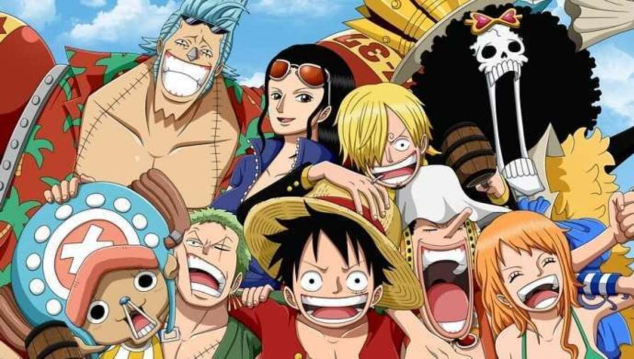 One Piece Fan Has Counted Up All of the Series Canon ...