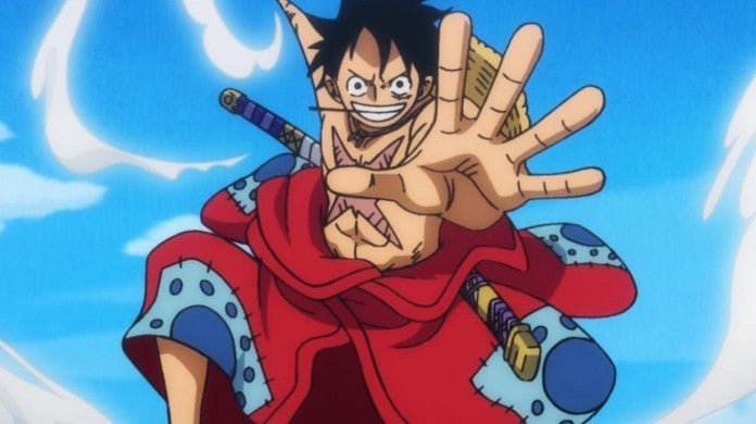 One Piece Episode 903 Luffy Urashima Sumo