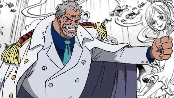 One Piece Garp