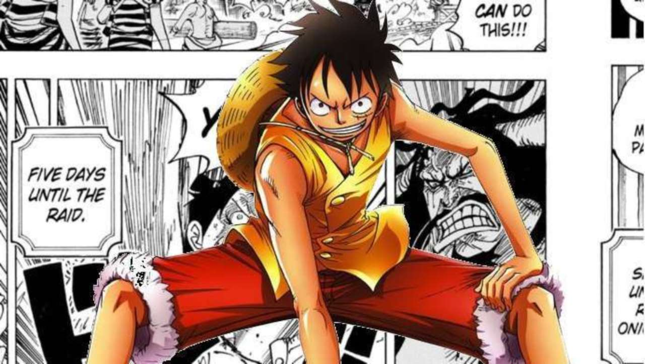 One Piece Teases Luffy S Intense Training To Fight Kaido