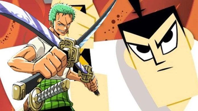 One Piece Samurai Jack