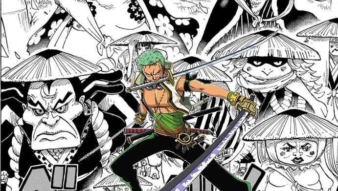 One Piece Wano War